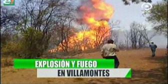 Video titulares de noticias de TV – Bolivia, noche del jueves 18 de octubre de 2018