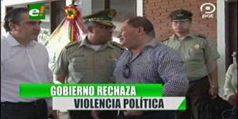 Video titulares de noticias de TV – Bolivia, noche del martes 16 de octubre de 2018
