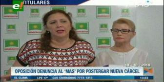 Video titulares de noticias de TV – Bolivia, mediodía del jueves 18 de octubre de 2018