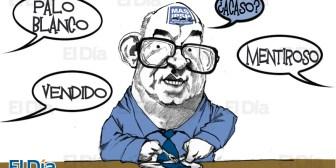 Caricaturas de Bolivia del lunes 15 de octubre de 2018