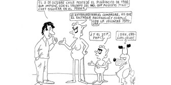 Caricaturas de Bolivia del miércoles 10 de octubre de 2018