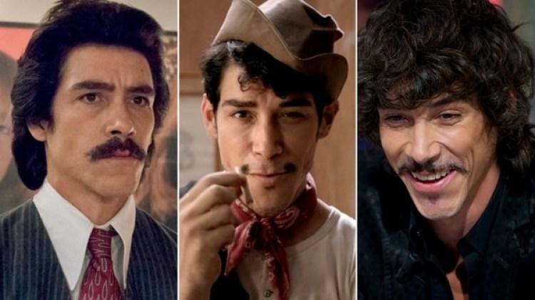 Luisito Rey, Cantinflas personajes de Óscar Jaenada que han marcado su trayectoria en México (Foto: Especial)