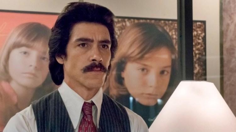 """En la serie de """"Luis Miguel"""", Jaenada hizo el papel del terrible padre del cantante (Foto: Especial Netflix)"""