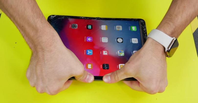 Resistencia del iPad Pro 2018