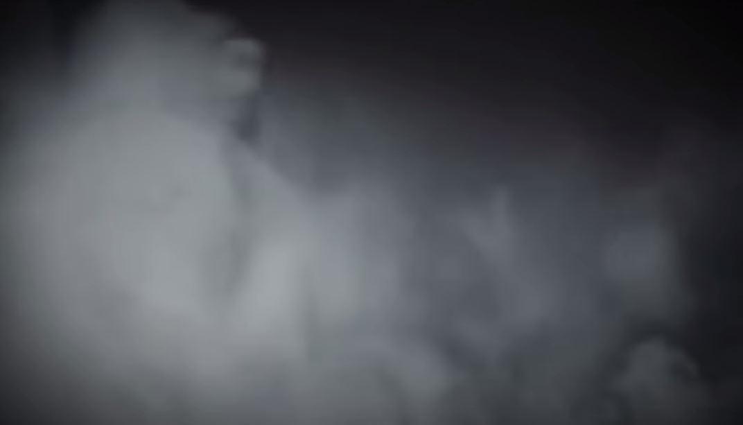 Un video en YouTube muestra imágenes que serían de la escena en cuestión.