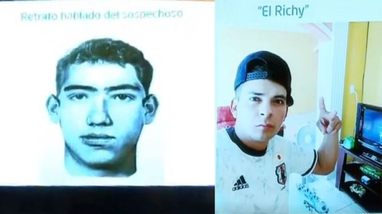 El asesino de Valeria, según el gobierno de Veracruz