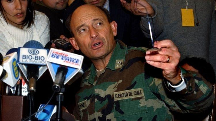 Juan Emilio Cheyre (AP Photo/Santiago Llanquin,File)