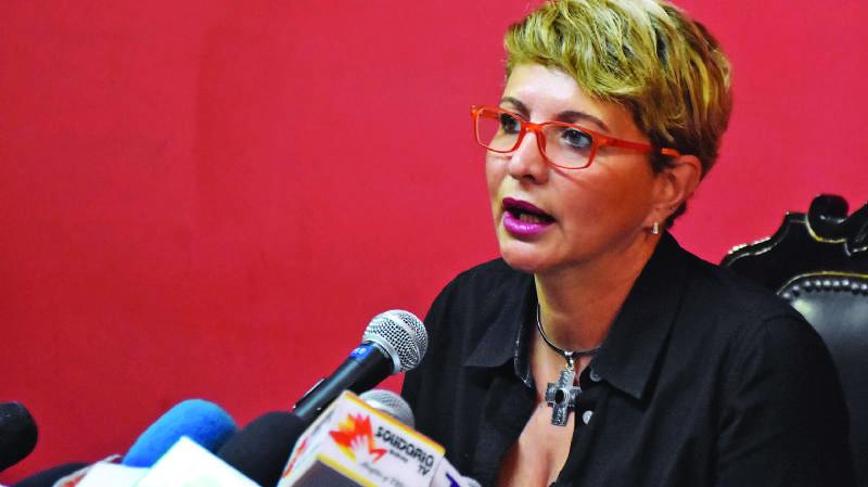 Caso Camargo Correa: diputada Rivero pone en la mira a Alarcón