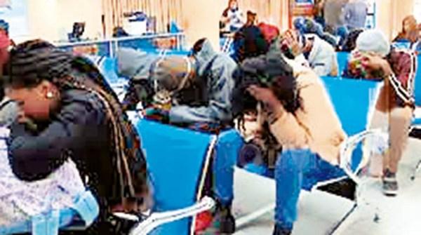 Interpol intercepta a 20 haitianos en Bolivia