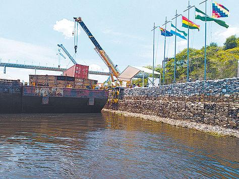 Puertos chilenos buscan retener la carga boliviana y se abren a la competencia