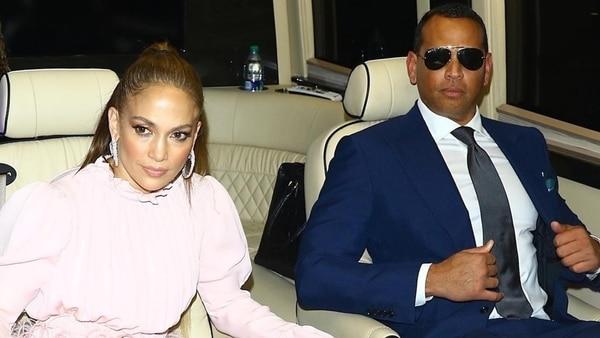 El tenso cruce entre Jennifer Lopez y la ex esposa de Alex Rodríguez