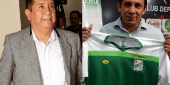 Acercamiento entre César Salinas y Yimy Montaño