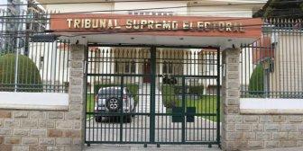 Jacinto Condori es el primero en postularse a vocal del Tribunal Supremo Electoral de Bolivia