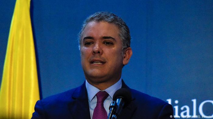 Se desploma la imagen del presidente Iván Duque — Colombia
