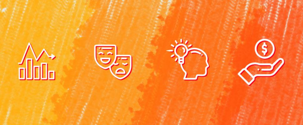 Resultado de imagen para sectores de la economía naranja