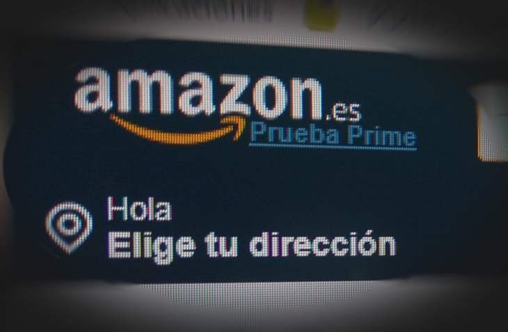 Amazon sufre una brecha de seguridad justo antes del Black Friday