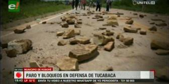 Video titulares de noticias de TV – Bolivia, noche del lunes 12 de noviembre de 2018