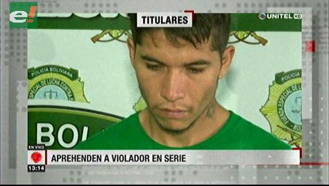 Video titulares de noticias de TV – Bolivia, mediodía del miércoles 7 de noviembre de 2018