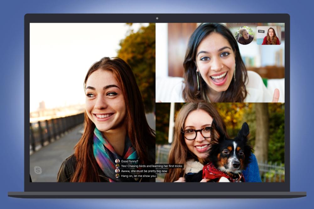Microsoft anuncia traducción y subtítulos en tiempo real en Skype y PowerPoint