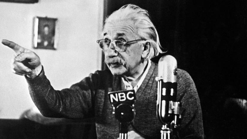 Famosa carta de Einstein sobre Dios fue vendida por $ 2,9 millones