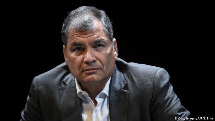 Interpol rechazó la petición de Ecuador para localizar y arrestar a Correa