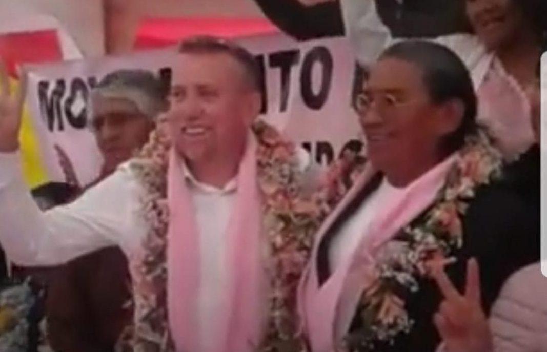 Virgilio Lema invita a los candidatos a la presidencia a una reunión de concertación en Tarija