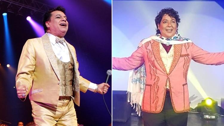Eduardo Jahuey recibió la aprobación del mismo Juan Gabriel para que pudiera imitarlo (Foto: Especial)