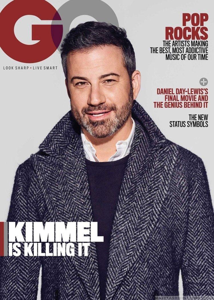 Jimmy Kimmel es el presentador del momento en los Estados Unidos
