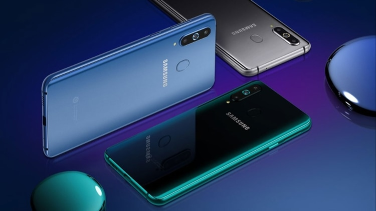 Imágenes muestran el lector lateral del Galaxy S10 Lite