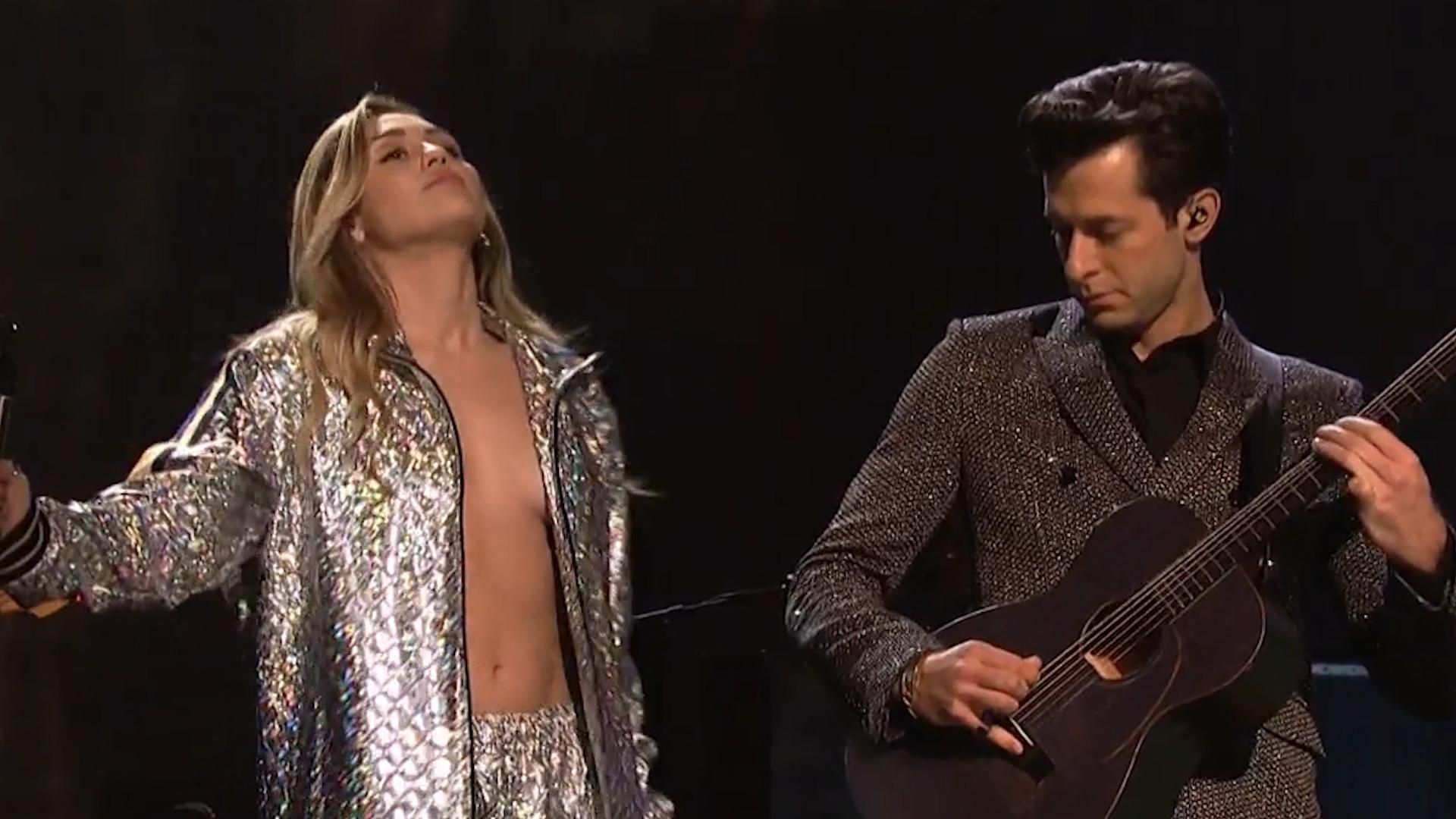 Miley Cyrus compartió una nueva versión de