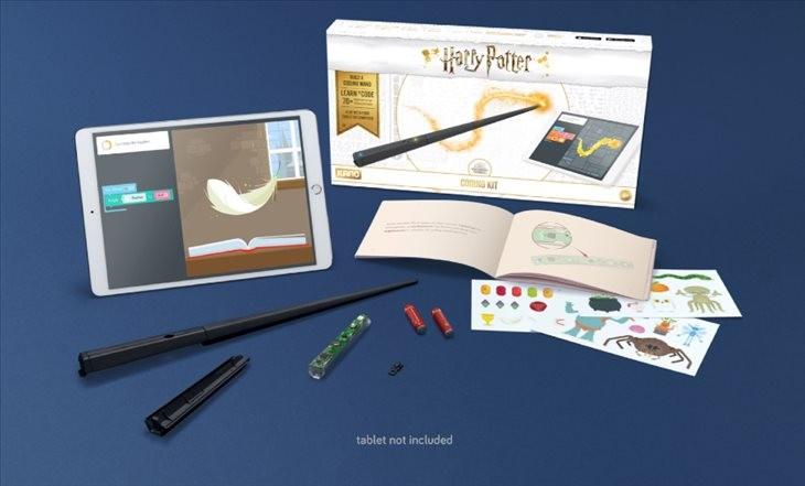 eecc77c0d77e43 Un kit de Harry Potter para aprender a programar – eju.tv