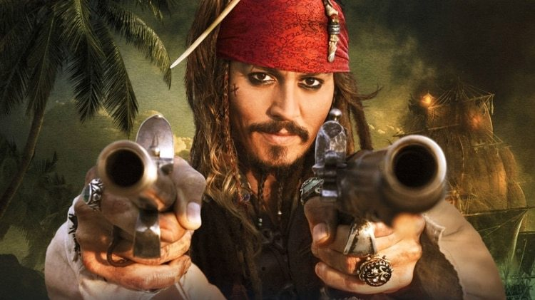 Piratas del Caribe continuará sin Johnny Depp