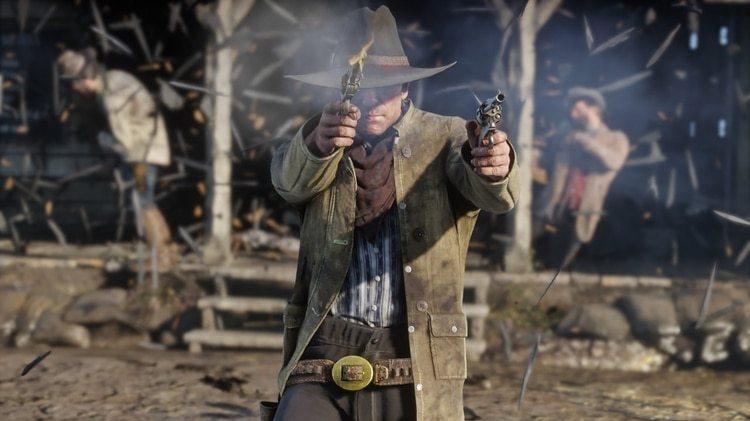 Red Dead Redemption II fue otro de los videojuegos que más dio que hablar este año.
