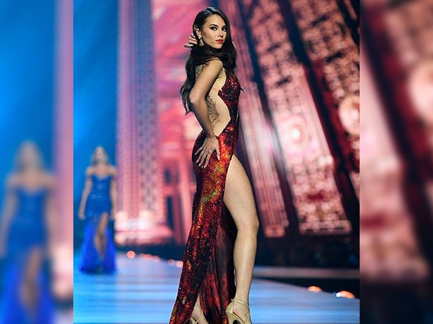 Catriona Gray, Miss Filipinas se corona como Miss Universo 2018