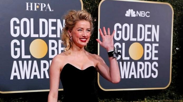 Amber Heard. REUTERS/Mike Blake