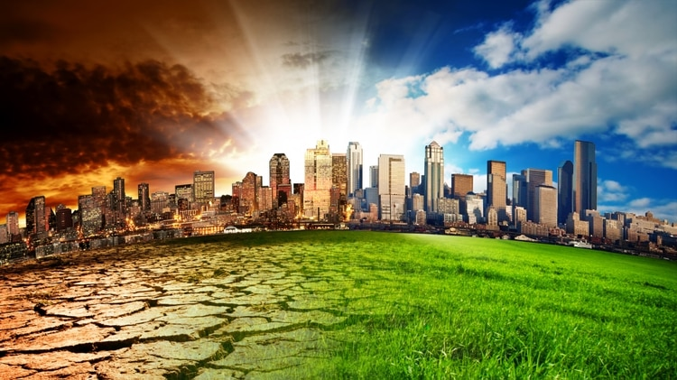 El cambio climático es una amenaza pendiente sobre la humanidad contemporánea. (iStock)