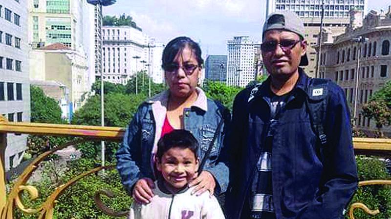 Denuncian que presunto asesino de familia boliviana intentó robar número de cuenta bancaria