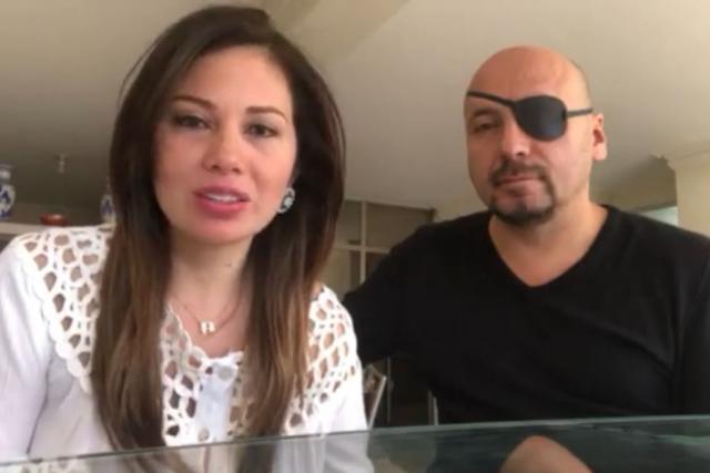 Kary Arias dice que es maltratada y que Tezanos no está a la altura de defender a los bolivianos
