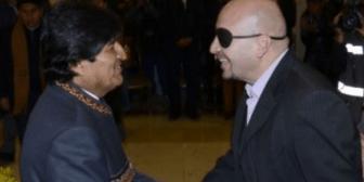 Tezanos Pinto afirma que Morales usó Palacio para hablar de su inexistente hijo con Zapata