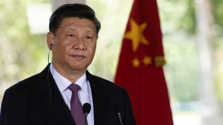 Xi Jinping (Adrian Escandar)