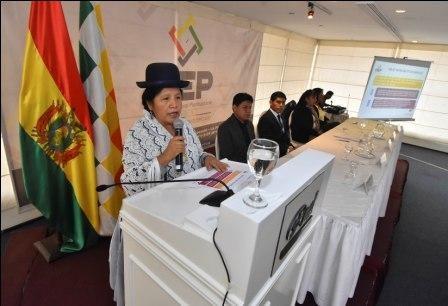 Bolivia: TSE fija fecha de comicios electorales