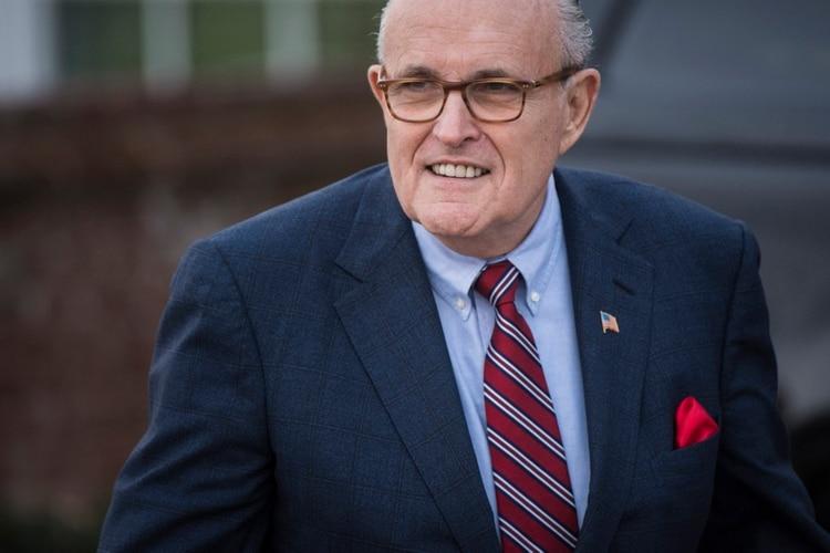 Rudy Giuliani (foto: Washington Post/Jabin Botsford)