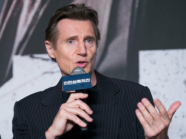 Celebridad - ¿Ya viste la confesión de Liam Neeson?