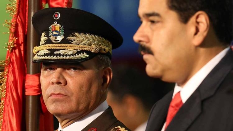 Maduro inicia ejercicios militares bajo la consigna