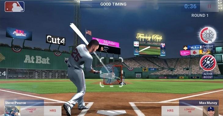 Mejores juegos de béisbol para Android
