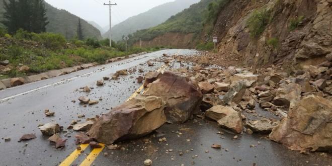 ABC recomienda transitar con precaución en red vial fundamental de Tarija