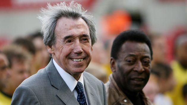 El emotivo mensaje de despedida de Pelé a su amigo Gordon Banks
