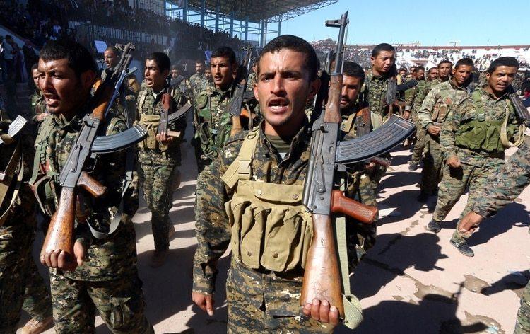 Las FDS buscan eliminar a los terroristas en su último bastión en Siria(REUTERS/Aboud Hamam/File Photo)
