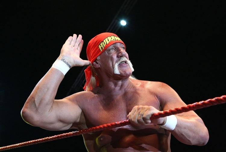Hogan fue la estrella de la lucha libre en los años 80 (Foto: Paul Kane/Getty Images)