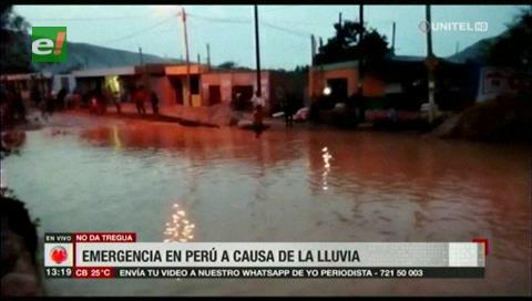 Lluvias en Perú: estas son las vías del sur con tránsito restringido